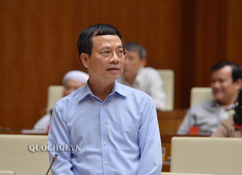 Bộ trưởng TT&TT: Thông tin trên mạng bị lưu ở nước ngoài - ảnh 2