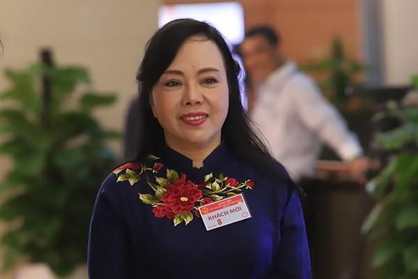 Bộ trưởng Y tế Nguyễn Thị Kim Tiến: 'Tôi cũng bị thị phi đấy!' - ảnh 1