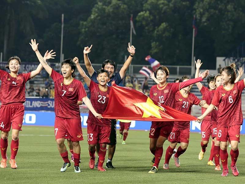 Phó chủ tịch nước gửi thư cám ơn đội tuyển bóng đá nữ - ảnh 1