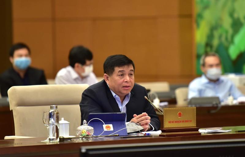 Bộ trưởng Nguyễn Chí Dũng nói về dịch vụ đòi nợ - ảnh 2
