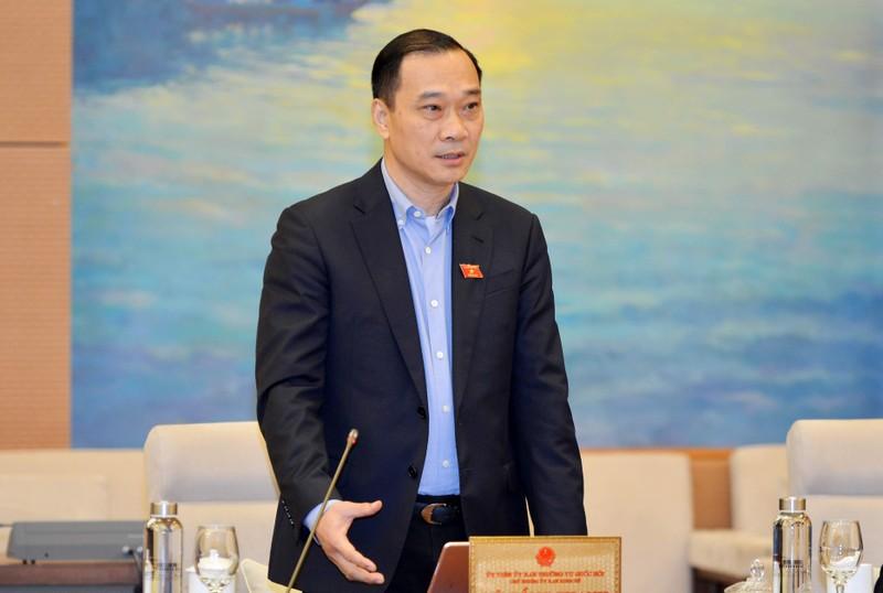 Bộ trưởng Nguyễn Chí Dũng nói về dịch vụ đòi nợ - ảnh 1