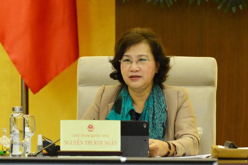 Chủ tịch QH kêu gọi người người chống dịch, nhà nhà chống dịch - ảnh 1