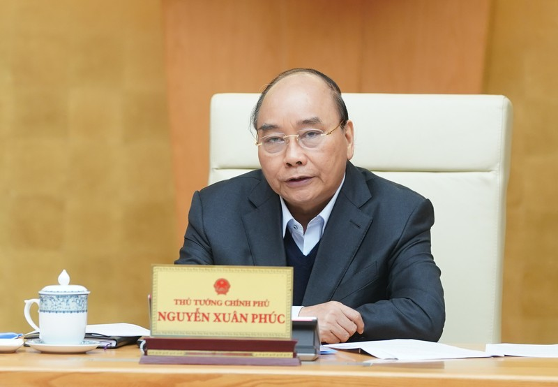 Thủ tướng yêu cầu xử nghiêm vi phạm về phòng, chống COVID-19 - ảnh 1