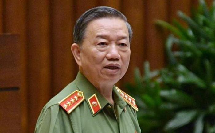 Tướng Tô Lâm nêu 6 tác động về an ninh, trật tự từ COVID-19 - ảnh 1