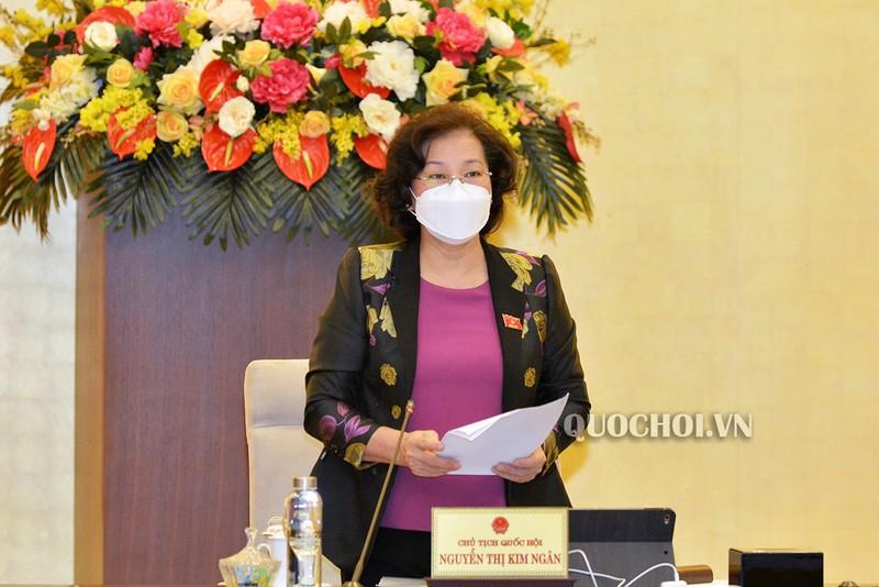 Thường vụ Quốc hội sẽ có ý kiến việc phê chuẩn Hiệp định EVFTA - ảnh 2