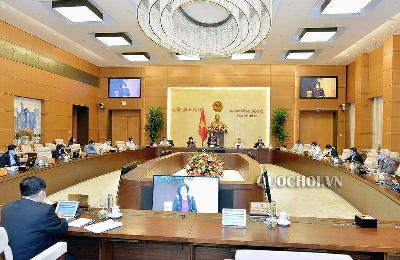 Thường vụ Quốc hội sẽ có ý kiến việc phê chuẩn Hiệp định EVFTA - ảnh 3
