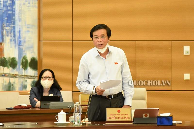 Thường vụ Quốc hội sẽ có ý kiến việc phê chuẩn Hiệp định EVFTA - ảnh 1