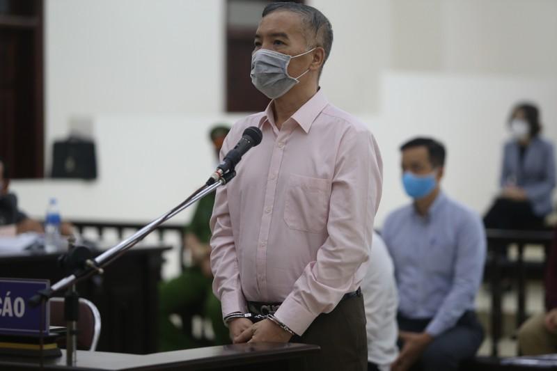 Đang xử phúc thẩm cựu bộ trưởng Nguyễn Bắc Son và đồng phạm - ảnh 2