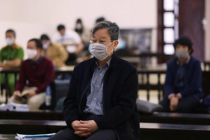 Ông Nguyễn Bắc Son bị đề nghị y án chung thân  - ảnh 1