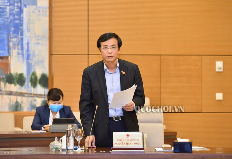 Kỳ họp tháng 5 của Quốc hội: Không chất vấn ở hội trường - ảnh 1