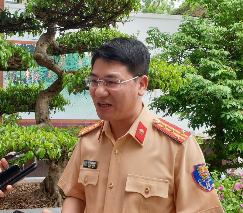 Tăng giám sát để chống nạn 'mãi lộ' trong Cảnh sát Giao thông - ảnh 1