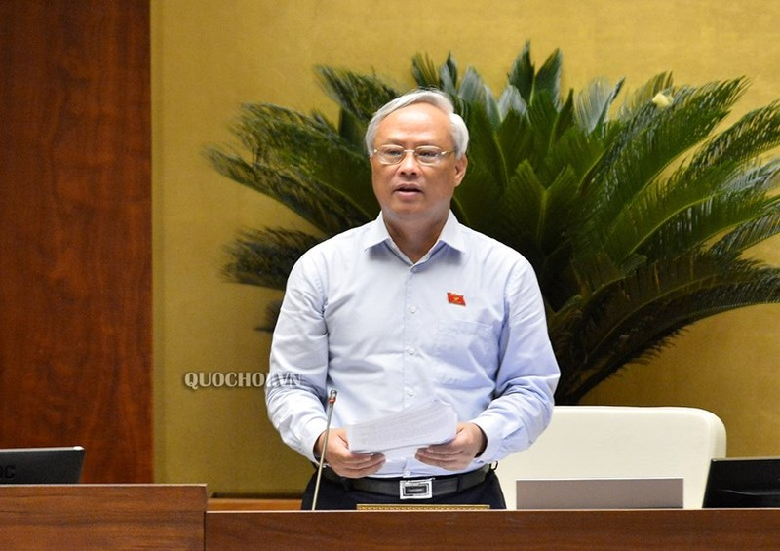 Phó chủ tịch Quốc hội phê bình Bộ Nội vụ - ảnh 2