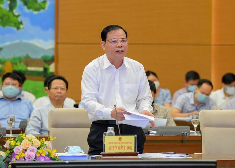 Việt Nam chịu rủi ro rất lớn về lượng nước và chất lượng nước - ảnh 1