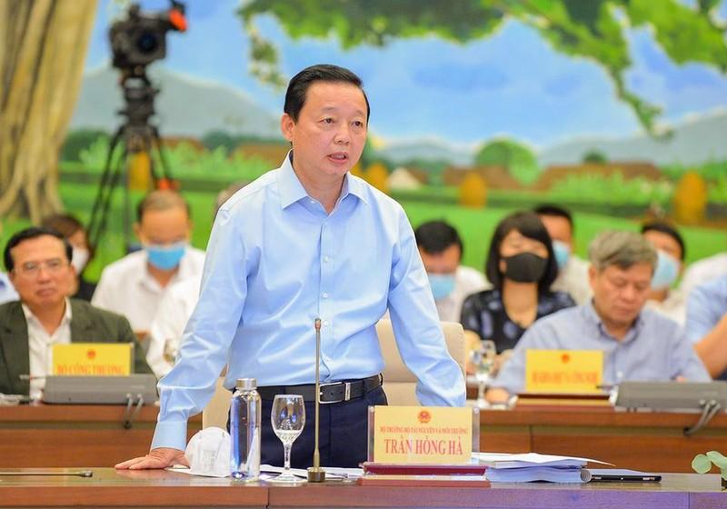 Việt Nam chịu rủi ro rất lớn về lượng nước và chất lượng nước - ảnh 2