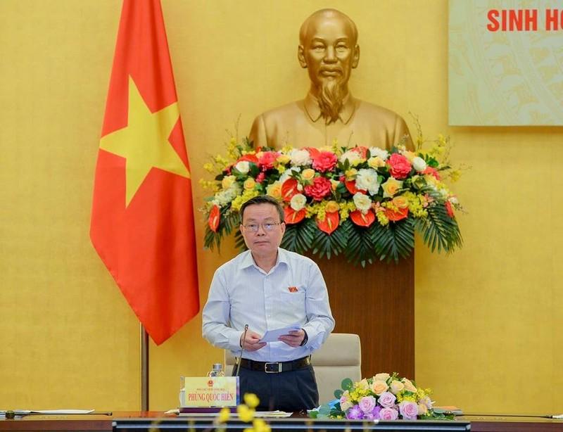 Việt Nam chịu rủi ro rất lớn về lượng nước và chất lượng nước - ảnh 3