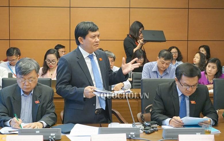 Đại biểu Phạm Phú Quốc chưa báo cáo về việc có 2 quốc tịch - ảnh 1