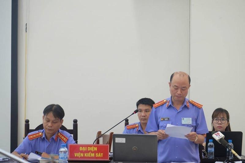 Vụ Đồng Tâm: VKS đề nghị 2 án tử hình, 1 chung thân - ảnh 2