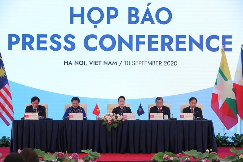 AIPA thúc đẩy để sớm ký kết Bộ quy tắc ứng xử trên biển Đông - ảnh 2