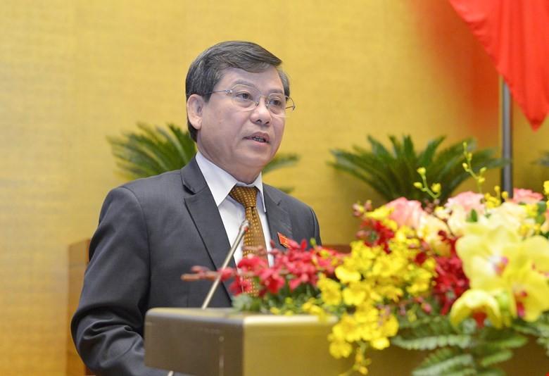 Viện trưởng Tối cao Lê Minh Trí: Các vụ oan, sai giảm mạnh - ảnh 1