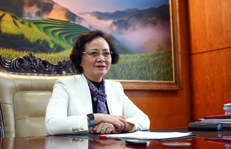 Chia sẻ của nữ bộ trưởng Nội vụ đầu tiên tại Việt Nam - ảnh 1