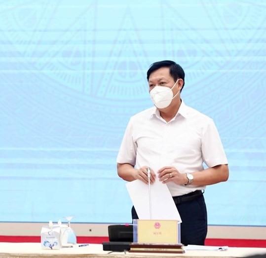 Thứ trưởng Bộ Y tế thông tin về giá kit xét nghiệm - ảnh 1