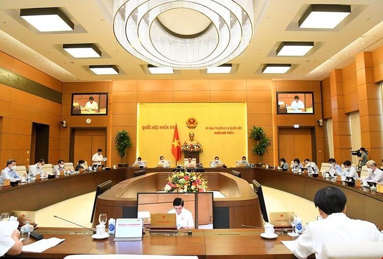 Quốc hội sẽ thảo luận riêng về công tác phòng, chống dịch COVID- 19 - ảnh 2