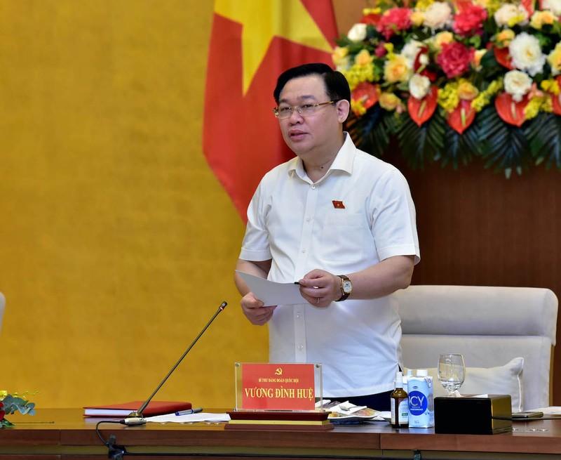 Tổ chức thêm một kỳ họp Quốc hội ngắn vào tháng 12 - ảnh 3