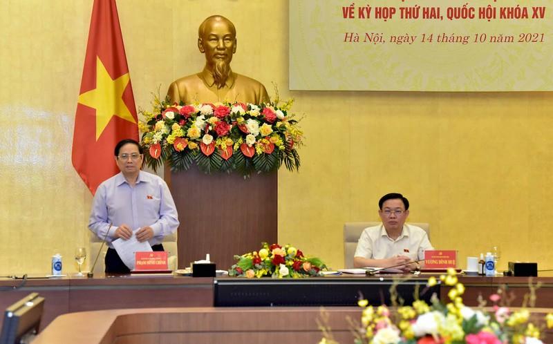Tổ chức thêm một kỳ họp Quốc hội ngắn vào tháng 12 - ảnh 2