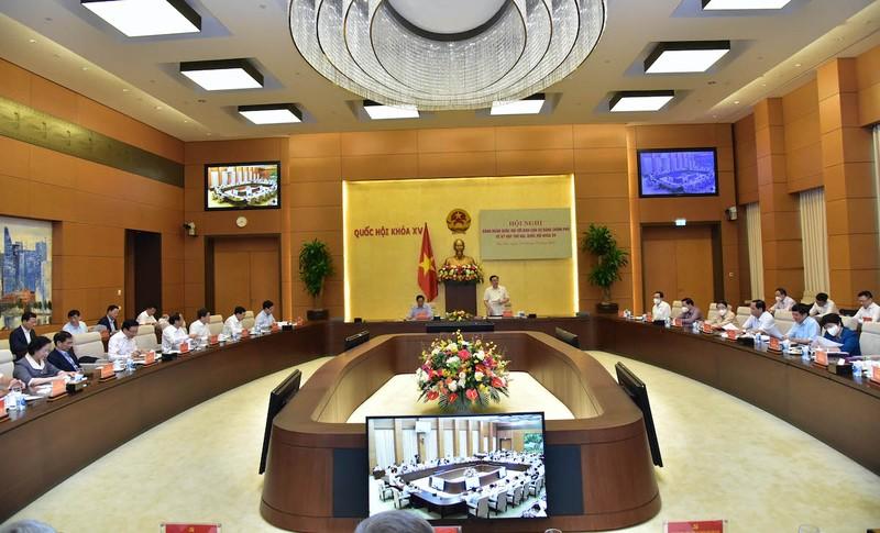 Tổ chức thêm một kỳ họp Quốc hội ngắn vào tháng 12 - ảnh 1