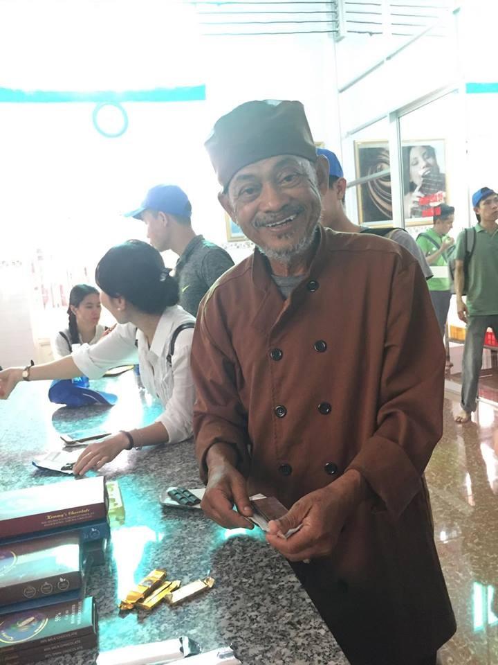 'Ông già sôcôla': Người Việt ăn sôcôla Việt - ảnh 1