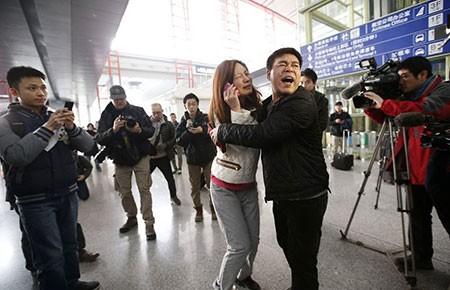 Máy bay Malaysia mất tích bí ẩn: Không loại trừ do khủng bố - ảnh 1