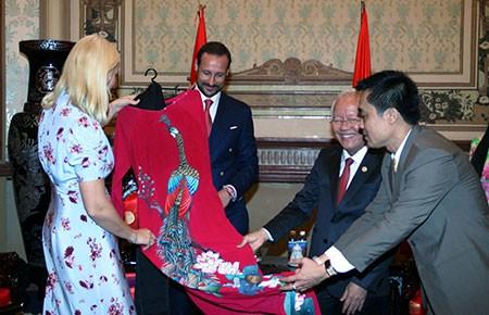 Cơ hội lớn hợp tác giữa doanh nghiệp Việt Nam và Na Uy - ảnh 1