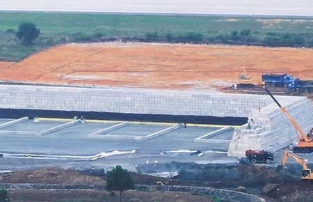 Bắt đầu khử độc 45.000 m3 đất nhiễm dioxin tại Sân bay Đà Nẵng - ảnh 1