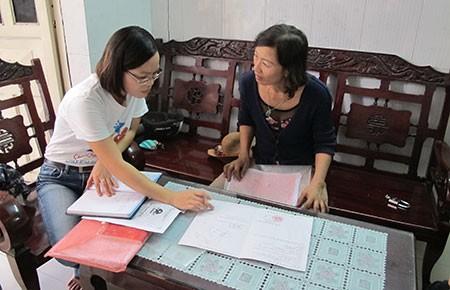 Bỏ ghi chú về quy hoạch trong giấy hồng - ảnh 1