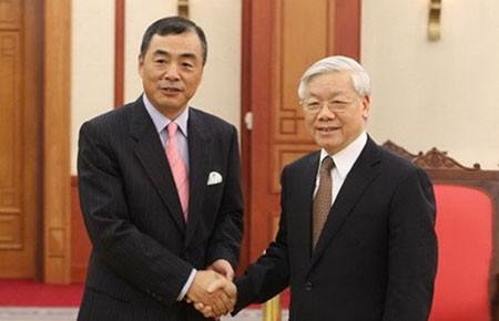 Vun đắp quan hệ hữu nghị Việt Nam - Trung Quốc - ảnh 1