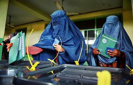 Afghanistan: Taliban, khủng bố và bầu cử  - ảnh 1