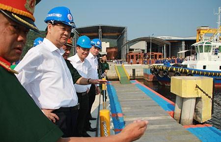 """Thủ tướng Nguyễn Tấn Dũng: """"Biển là không gian sinh tồn của dân tộc"""" - ảnh 1"""
