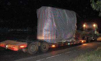 Xử nghiêm việc tài xế xe quá tải quậy - ảnh 2