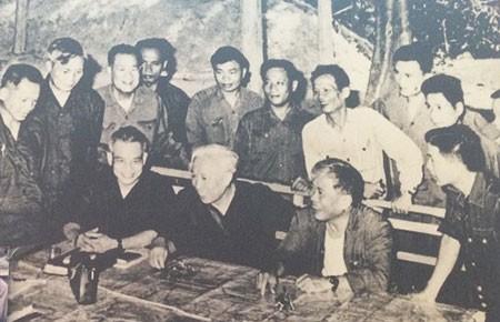 Thời khắc lịch sử ở Bộ Tổng tham mưu - ảnh 1
