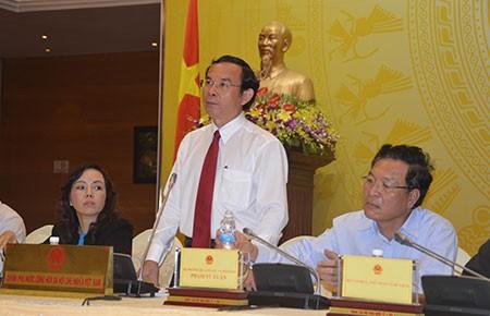 Bộ trưởng Y tế Nguyễn Thị Kim Tiến: Chưa nghĩ đến chuyện từ chức để tập trung dập dịch sởi trước - ảnh 1