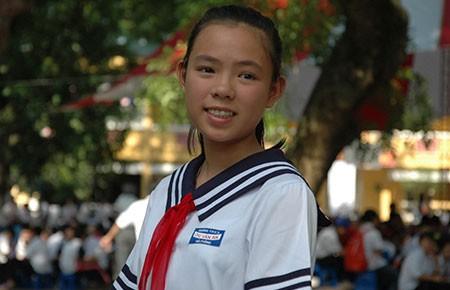 Học sinh chuyên toán đoạt giải nhất cuộc thi viết thư UPU - ảnh 1