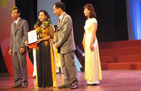 Mỹ phẩm Vĩnh Tân - thương hiệu dẫn đầu Việt Nam 2014 - ảnh 1