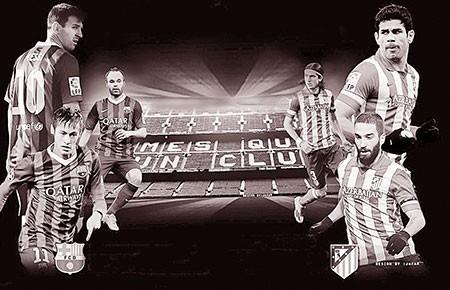 La Liga, Barcelona - Atletico Madrid: Chỉ có một vua - ảnh 1