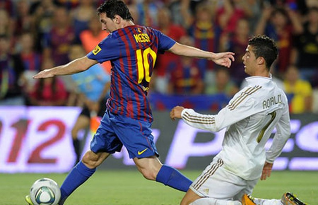 """Messi: Ông """"vua"""" lương cao nhất thế giới - ảnh 1"""