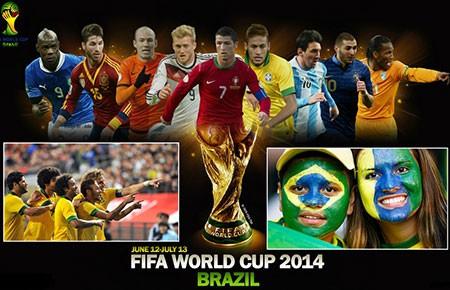 World Cup 2014: Kỷ lục về kinh phí - ảnh 1