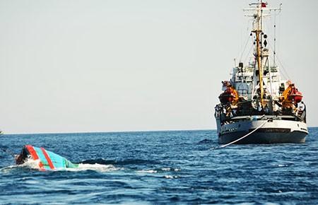 Ngư dân Việt cần phải kiện nhà nước Trung Quốc  - ảnh 2