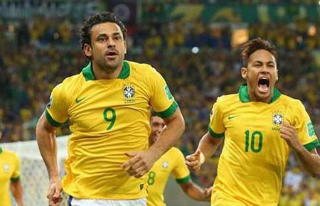 Brazil – Croatia: Tất cả đều chọn Brazil - ảnh 1