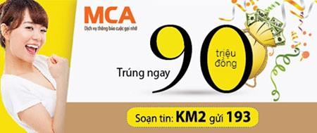 Viettel khuyến mãi lớn với dịch vụ MCA - ảnh 1