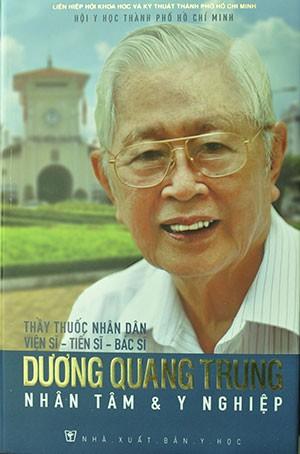 Dương Quang Trung - Nhân tâm và y nghiệp - ảnh 1