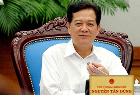 Thủ tướng Nguyễn Tấn Dũng: Chủ động ứng phó khi Trung Quốc gây khó - ảnh 1